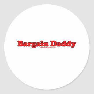 Bargain Daddy Stickers