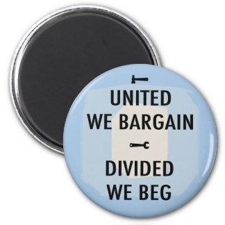 Bargain or Beg III Magnet