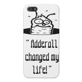 BargasArtworks Adderall changed my life Speck Ca iPhone 5 Cover