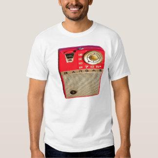 BargasArtworks Vintage Radio Shirt