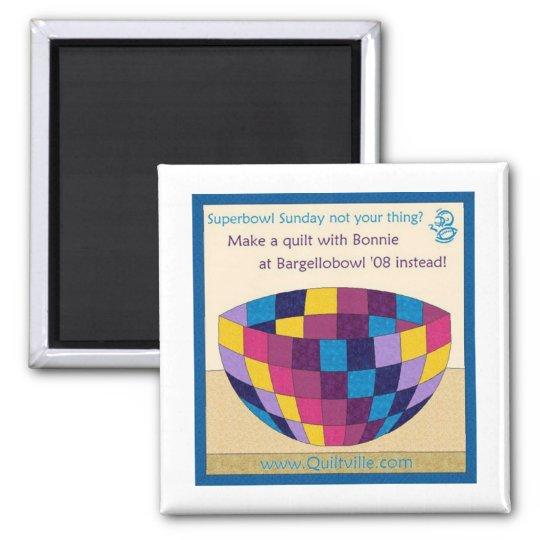 Bargello Bowl Magnet