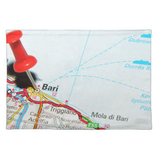 Bari, Italy Placemat
