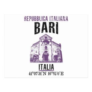 Bari Postcard