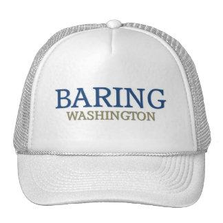 Baring washington cap
