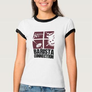 Barista Connection Squares T-Shirt