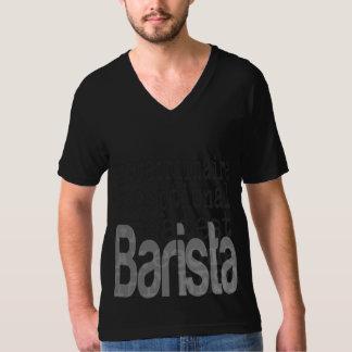 Barista Extraordinaire Shirts