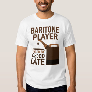 Baritone Player (Funny) Chocolate Tshirt