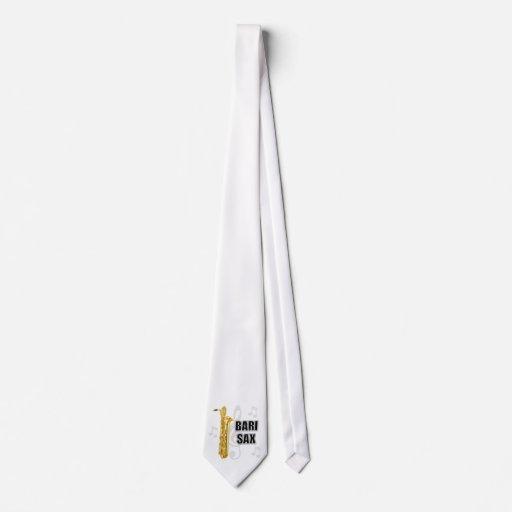 Baritone Sax Tie