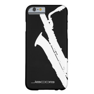 Baritone Saxophon Barely There iPhone 6 Case