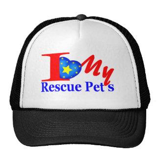 Bark 4 Rescue Clothing Hats