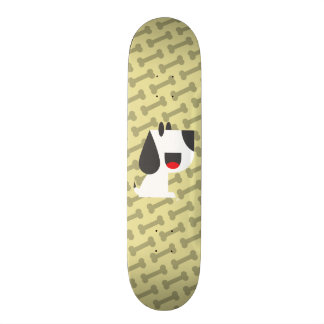 Bark Bark (Yellow) - Skateboard
