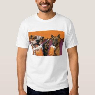 Bark Beer Tee Shirts