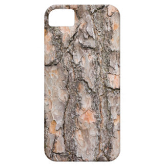 Bark of Scotch pine tree as background iPhone 5 Cover