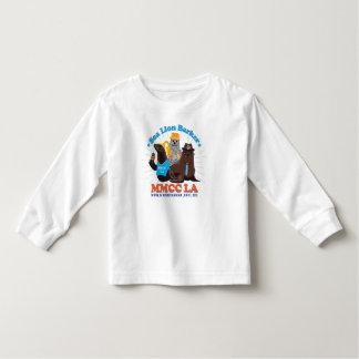 Barker Kids Longsleeve Toddler T-Shirt