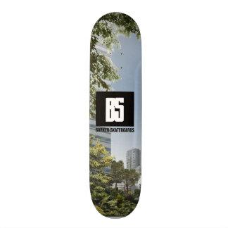 BARKER SKATEBOARDS (BS HAWAII) Design