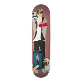 BARKER Skateboards (Heartthrob) Limited Design
