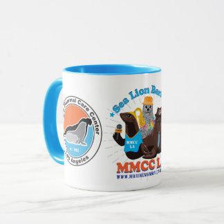 Barker Staff & MMCC Logo Mug