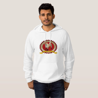 Barkley Brand Boots Pullover Hoodie
