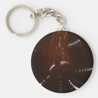 Barley Malt Extract Syrup Basic Round Button Key Ring