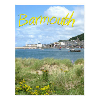 Barmouth Postcard