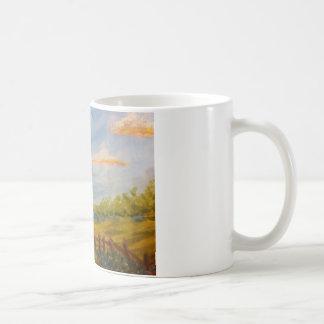 Barn & Bluebonnets Coffee Mugs