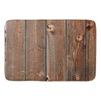 BARN BOARD BATH MATS