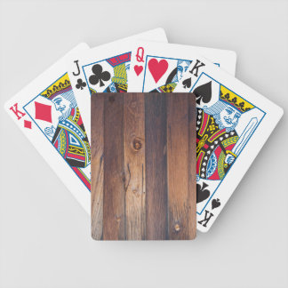 BARN BOARD BICYCLE PLAYING CARDS