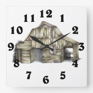 Barn Clock