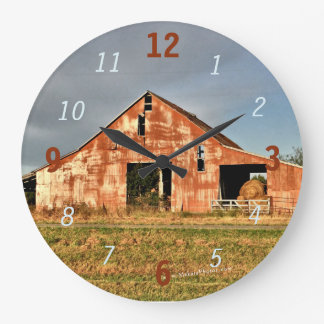 Barn Clock 185 fv-customize