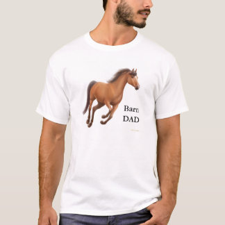 Barn Dad T-Shirt