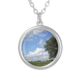 Barn Days Silver Plated Necklace
