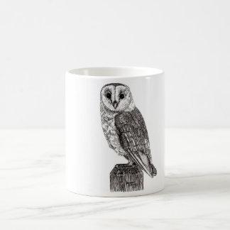 Barn Owl 2 Mug Basic White Mug