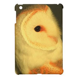 Barn owl cover for the iPad mini