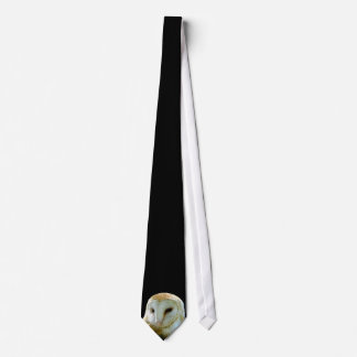 Barn Owl Featured Profile Tie