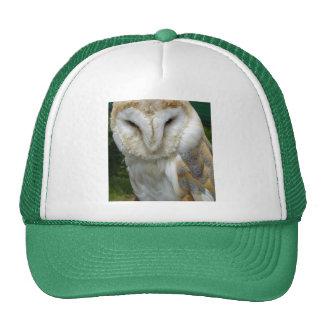 Barn Owl Mesh Hat