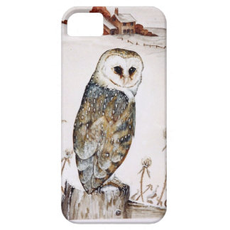 Barn Owl on the hunt Barely There iPhone 5 Case