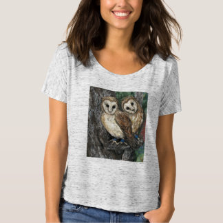 Barn Owl Shirt