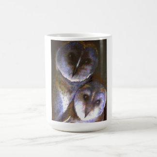 barn owls knp coffee mugs