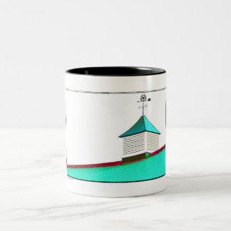 Barn Roof Coffee Mug
