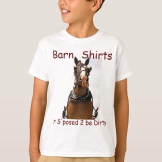 'Barn Shirts' Tee