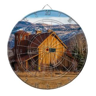 Barn Style Home - Heber - Utah Dart Board