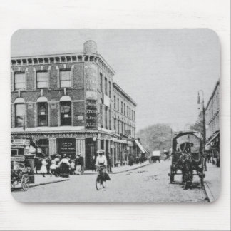 Barn Tavern, Highbury, c.1900 Mouse Pad