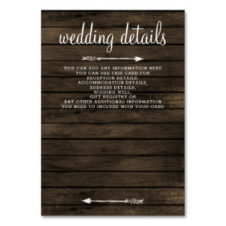 barn wood floral rustic wedding details card table cards