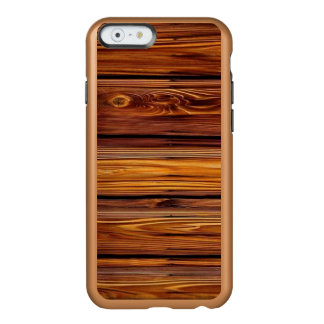 Barn Wood iPhone 6/6S Incipio Shine Case