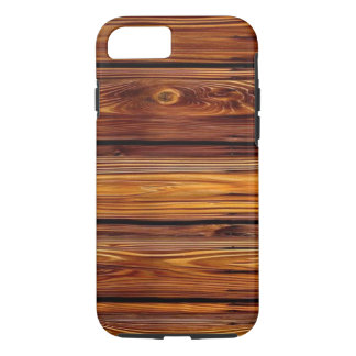 Barn Wood iPhone X/8/7 Tough Case