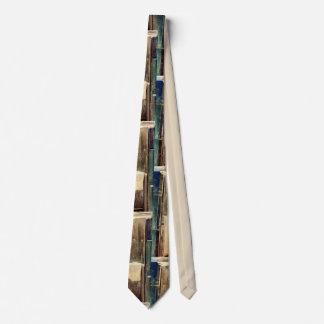 Barn wood tie