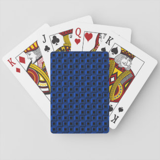 Barnacles in Blue Playing Cards