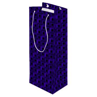 Barnacles in Dark Blue 3 Sizes Gift Bags
