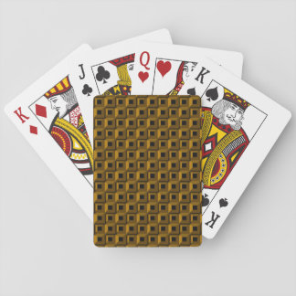 Barnacles in Gold Playing Cards