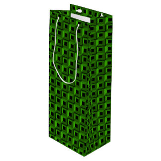 Barnacles in Green 3 Sizes Gift Bags